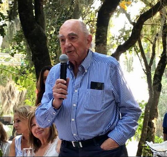 A los 94 años: Muere César Sumar Pachá