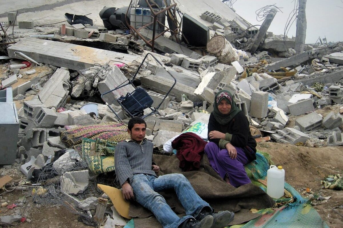 Conmemoración de la Nakba: segregación, exclusión y Apartheid
