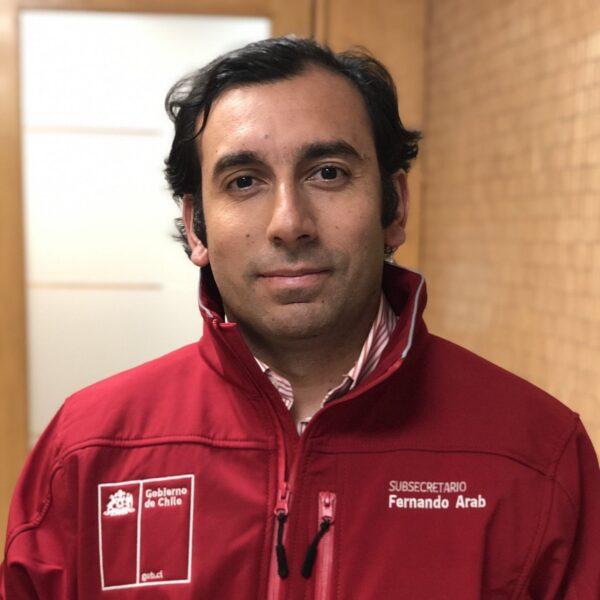 Entrevista al Subsecretario del Trabajo, Fernando Arab