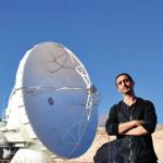 Antonio Hales: el astrónomo a cargo del radiotelescopio más grande del planeta