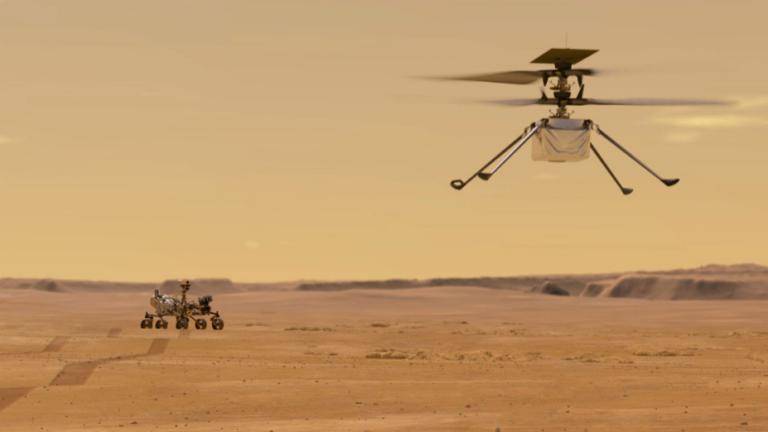 Loay Elbasyouni: Ingeniero palestino hace historia en Marte