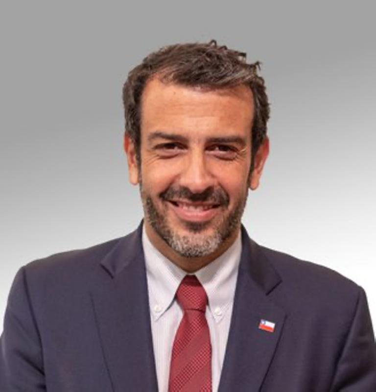 Rodrigo Delgado de Alcalde a Ministro del Interior
