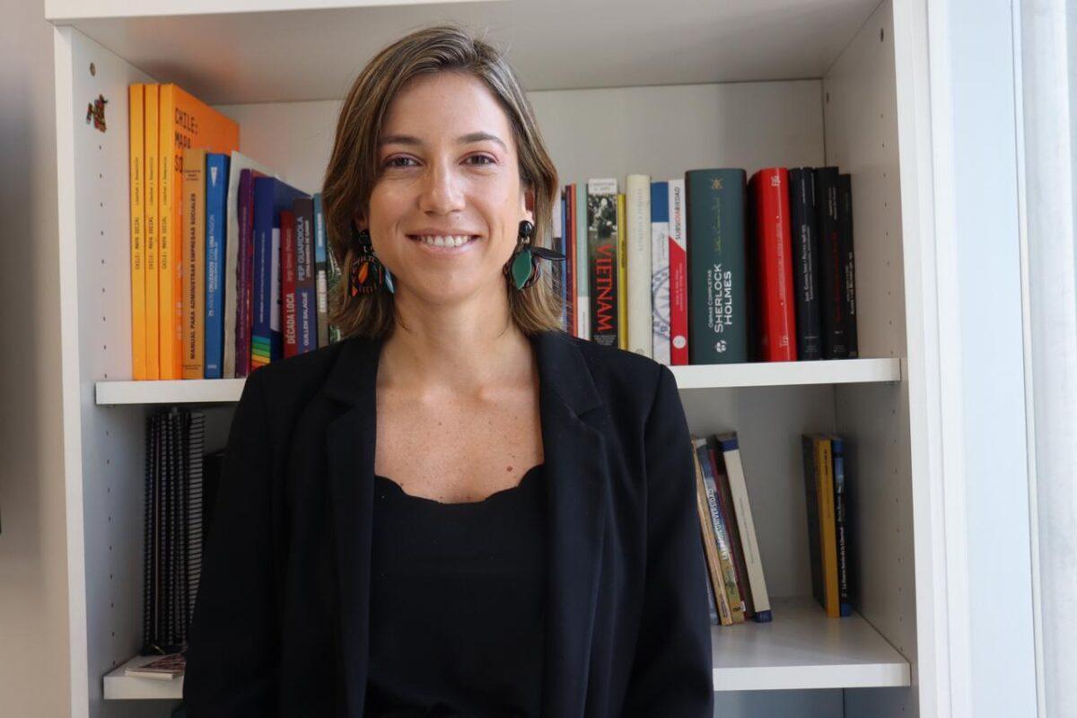 Entrevista a María José Abud