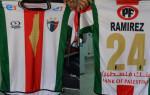 Palestino estrena su nueva camiseta - Al Damir